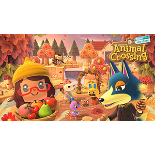 Jeu Animal crossing new horizons - Switch