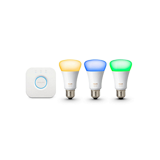Ensemble de démarrage A19 Hue Philips