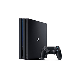 Console PS4 Pro 1To