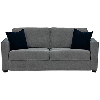 Sofa-lit Grand lit en tissu