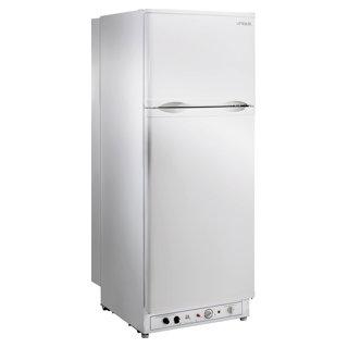 Réfrigérateur 8 pi3 au gaz propane et 110V pour chalet ou camping