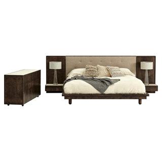 Mobilier de chambre à coucher très grand lit