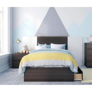 Chambre à coucher simple 4 pièces alaska