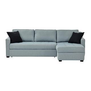 Sofa-lit double et chaise longue