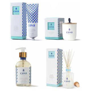 Ensemble soins et fragrances