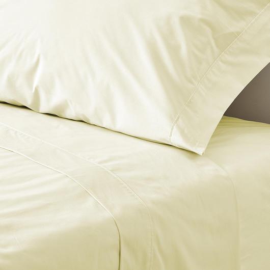Ensemble de draps Bambou très grand lit Gauvin Textiles