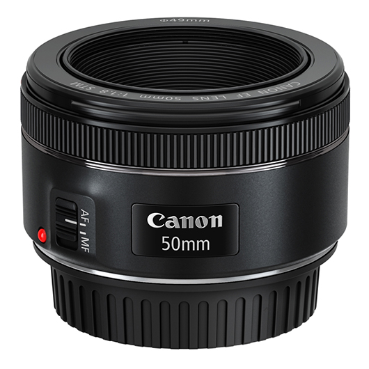 Objectif EF 50mm F1.8 STM Canon