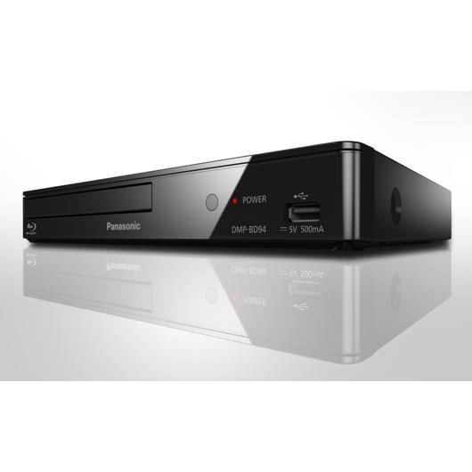 Lecteur Blu-Ray Smart TV Wi-Fi USB Panasonic