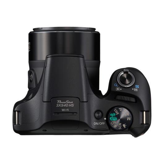 Appareil photo numérique de 20,3 MP 1080p Canon