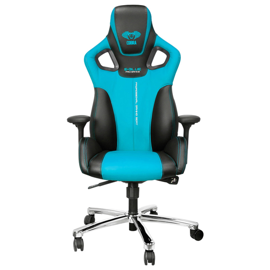 Chaise de jeu Cobra bleu Tomauri