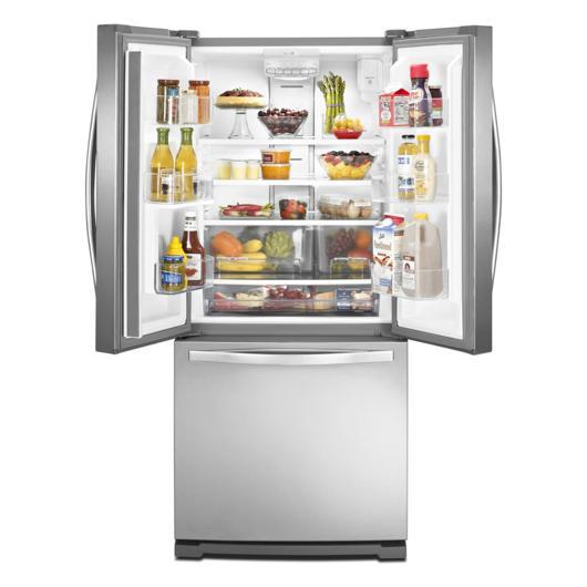 Réfrigérateur à double porte 19.7 pi3 Whirlpool