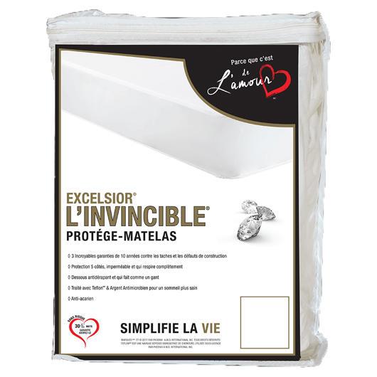 Couvre-matelas lit simple XL 16 po Phoenix