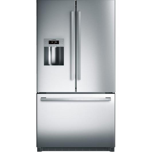 Réfrigérateur à double porte 26 pi3 Bosch