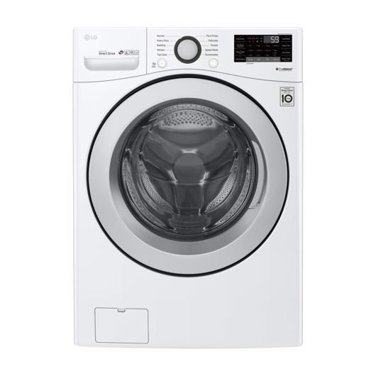 Laveuse à chargement frontal 5.2 pi3 LG