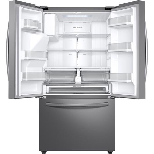 Réfrigérateur à double porte 28.07 pi3 Samsung
