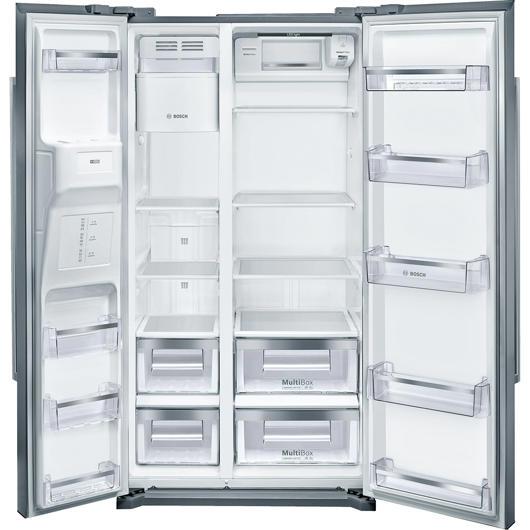 Réfrigérateur côte à côte 20.2 pi3 Bosch