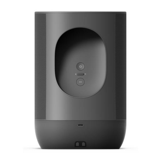 Haut-parleur intelligent sans fil Sonos Move - Noir Sonos