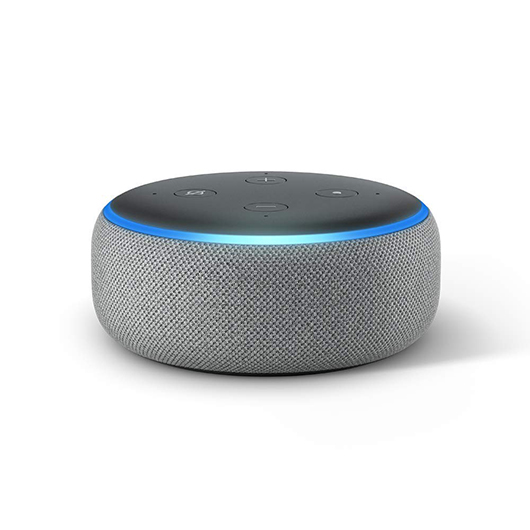 Haut-parleur intelligent Echo Dot gen3 Amazon