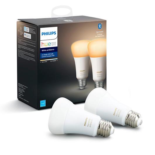 Ensemble de 2 ampoules E26 Hue PHILIPS Philips