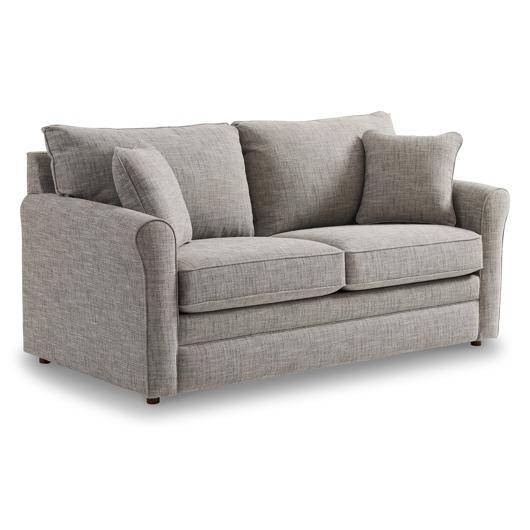 Sofa-lit en tissu matelas double La-Z-Boy