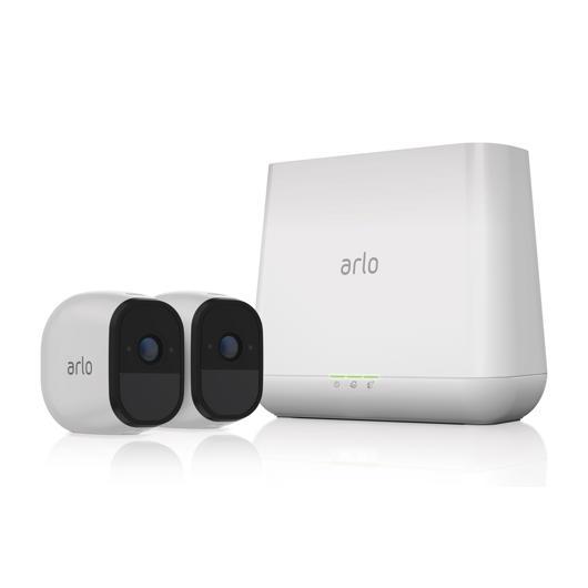 Ensemble caméra de sécurité intelligente Arlo Pro Arlo