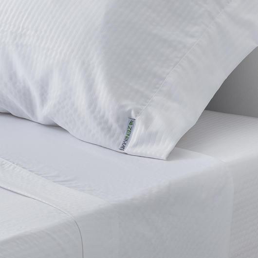 Ensemble de draps Microfibre lit simple Gauvin Textiles