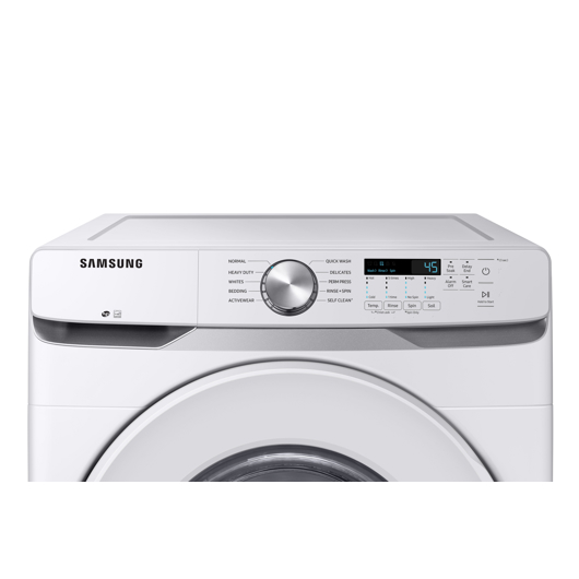 Laveuse à chargement frontal 5.2 pi3 Samsung