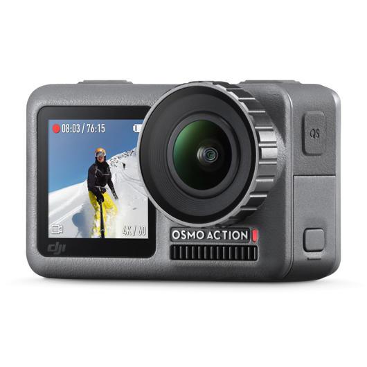 Caméra d'action 4K Osmo Action DJI
