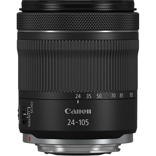 Caméra Reflex et objectif 24-105mm Canon