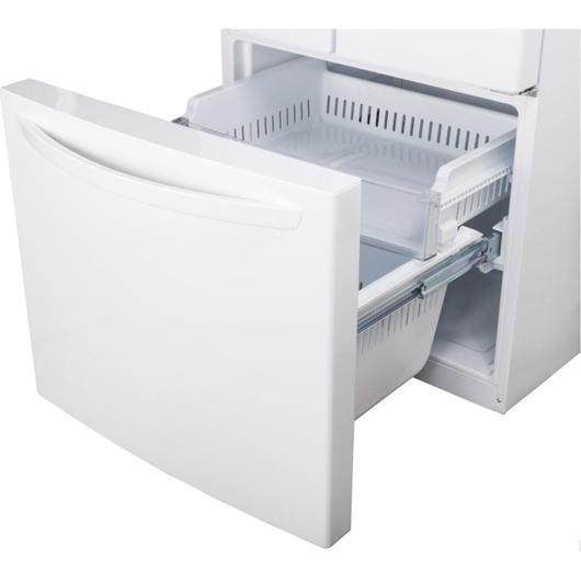 Réfrigérateur congélateur en bas 21.8 pi3 LG