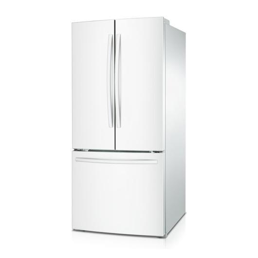 Réfrigérateur à double porte 21.6 pi3 Samsung