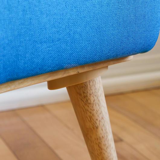 Ensemble table pour enfants en bois et chaise rembourrée South Shore
