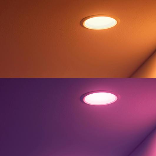 Lampe encastrée 4