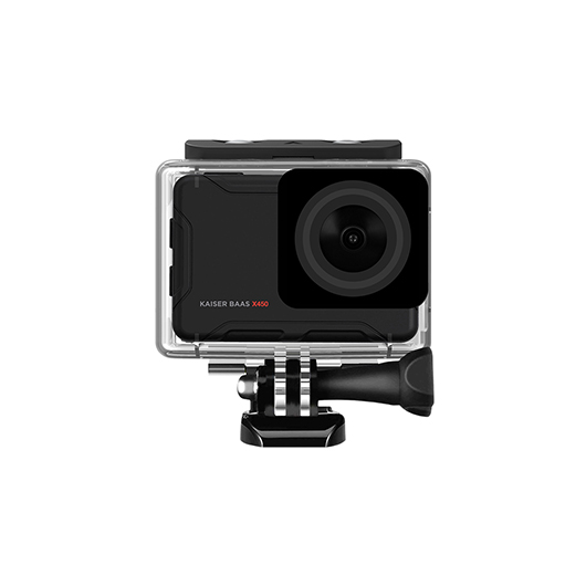 Caméra d'action X450 4K Kaiser Baas