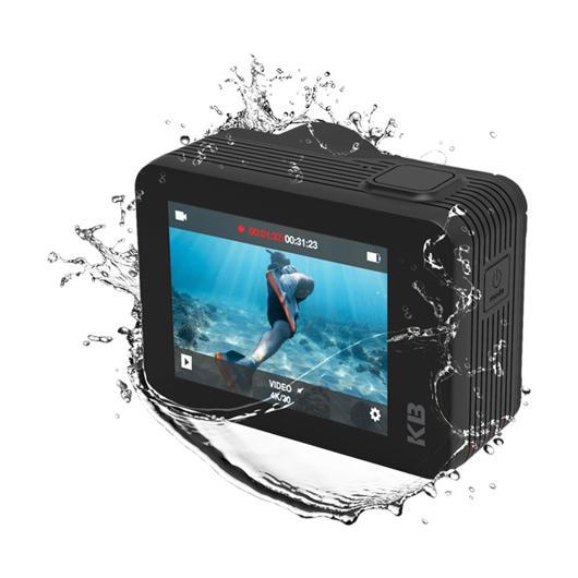 Caméra d'action X600 4K Kaiser Baas