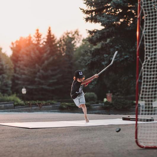 Ensemble d'entraînement à la passe - Junior Hockeyshot
