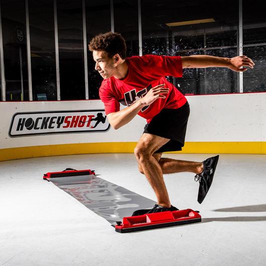 Ensemble de planche de glisse 8 pi Hockeyshot