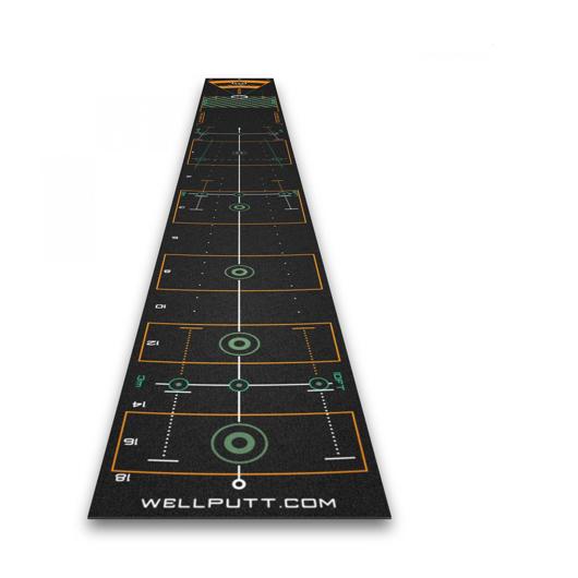 Wellputt - Mat Pro 13FT/4M Well Putt