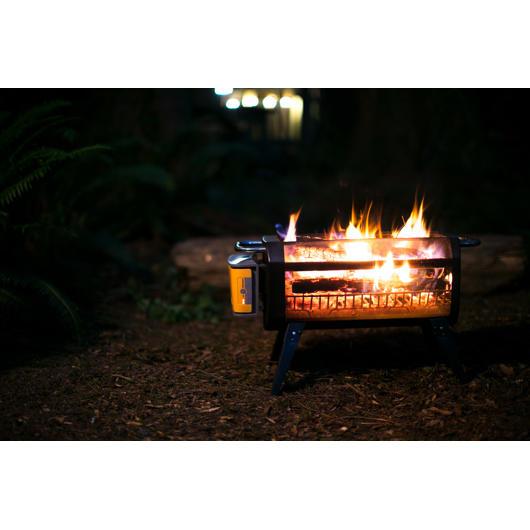 Foyer de camp au bois et au charbon BioLite