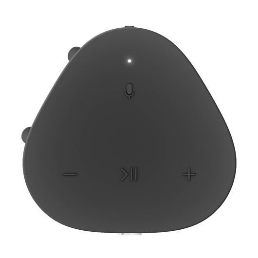 Haut-parleur sans-fil à commande vocale noir Sonos