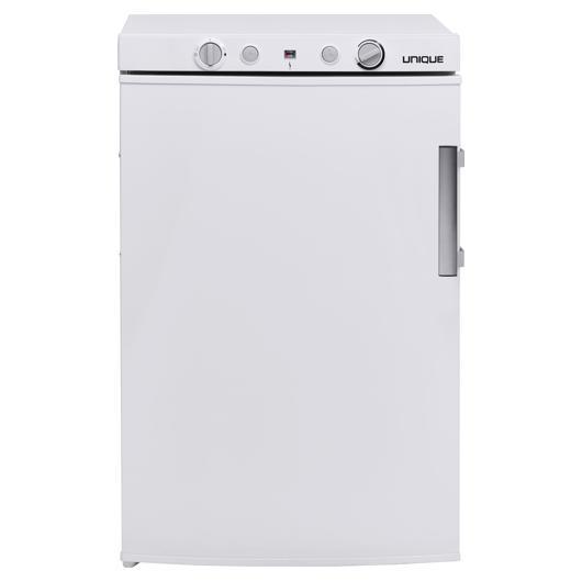 Réfrigérateur 3.4 pi3 au gaz propane et 110V/12V pour chalet ou camping Unique