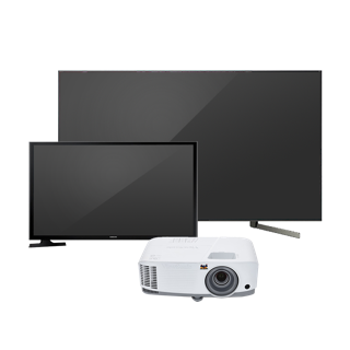 Téléviseurs et Projecteurs