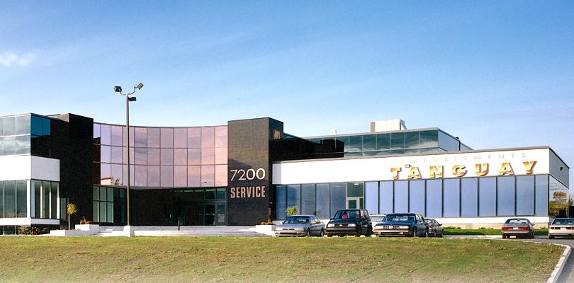 Centre de distribution